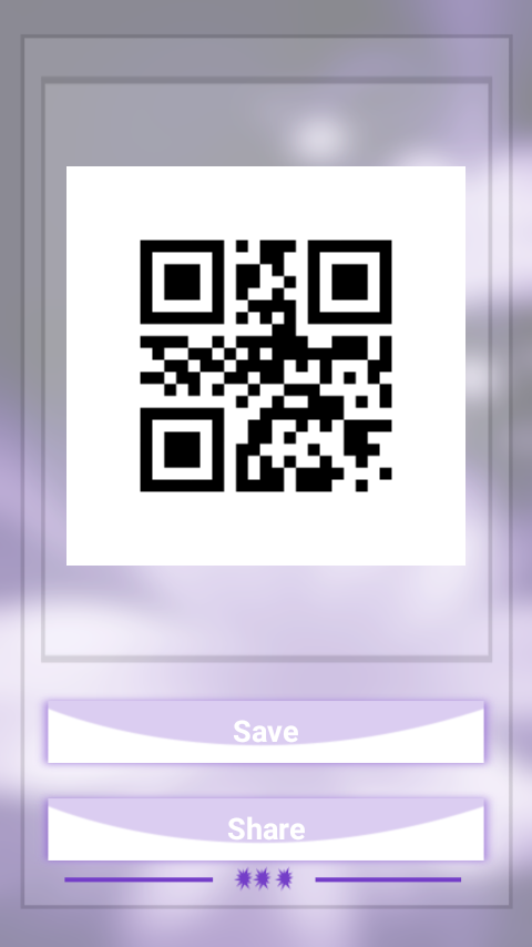 QR Code Generator & Scanner- screenshot