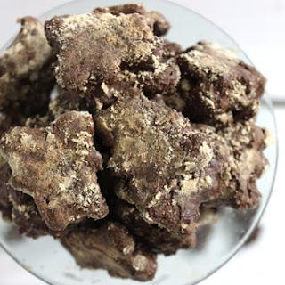 Protein Chocolate Tahini Teddy Graham Muddy Buddies Recipe