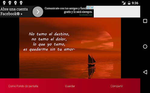 Poemas de amor- screenshot thumbnail