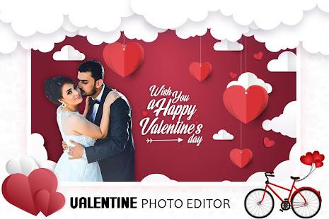 Download Valentine Photo Editor : Love Photo Frame 2020 For PC Windows and Mac apk screenshot 5