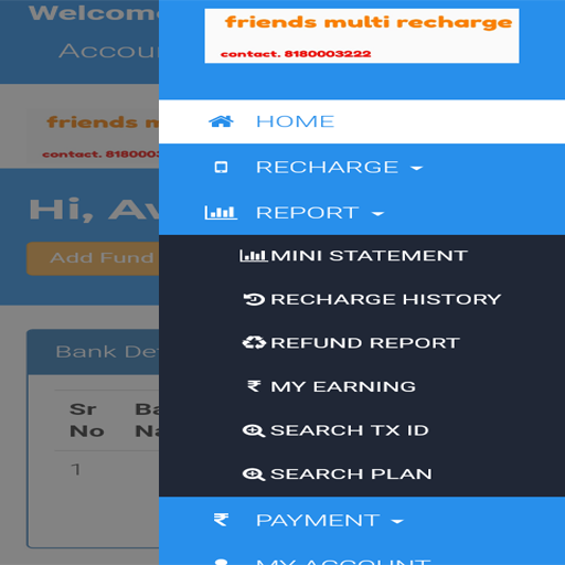 Friends multi recharge - Apps on Google Play