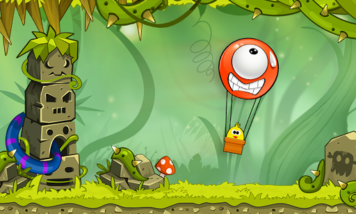Balloon in Trouble screenshot 1