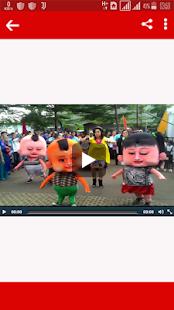Video Goyang Boneka Mampang Seru Dan Lucu - náhled