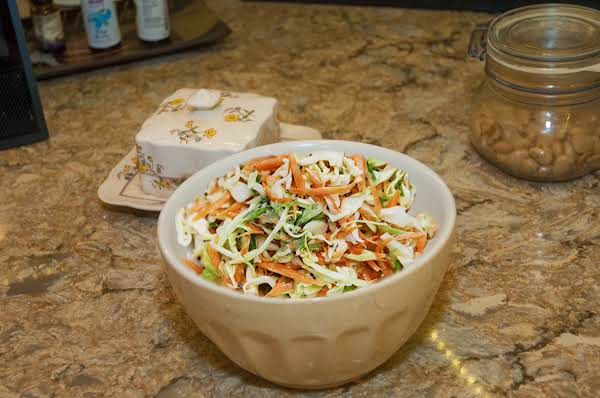 Cabbage Essentials: Honey Mustard Coleslaw Recipe