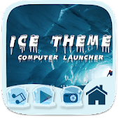Ice Theme Theme For Computer Launcher