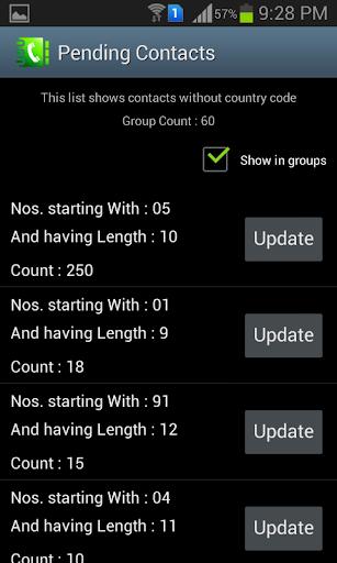 Add Country Code screenshot 12