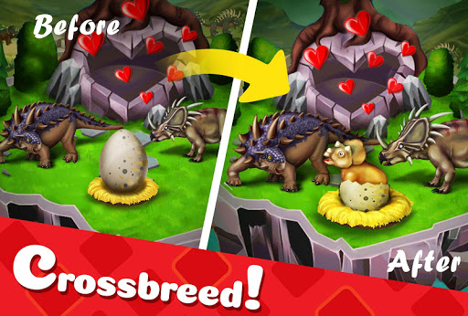 DINO WORLD - Jurassic dinosaur game 11.79 screenshots 8