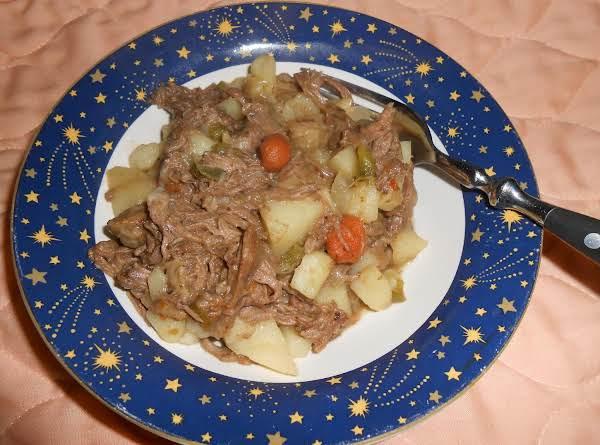 Ellen's Roast Beef Hash Recipe