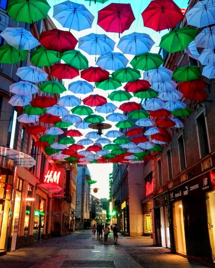 by Renos Hadjikyriacou - City,  Street & Park  Street Scenes (  )