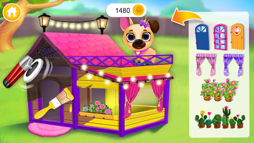 Kiki & Fifi Pet Friends - Virtual Cat & Dog Care 5.0.30005 screenshots 8