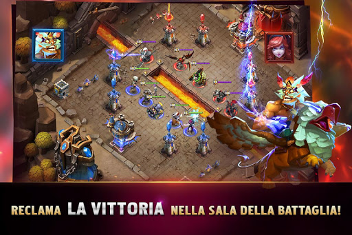 Clash of Lords 2: Italiano  screenshots 6