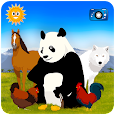 Wildlife & Farm Animals - Game For Kids 2-8 years apk