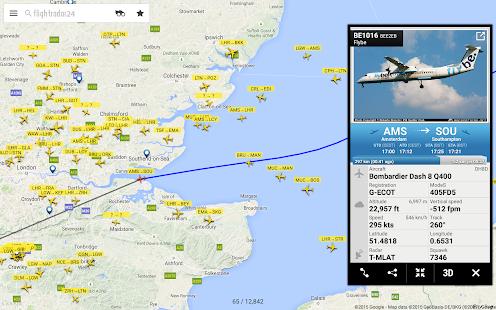 9 Flightradar24 - Flight Tracker App screenshot