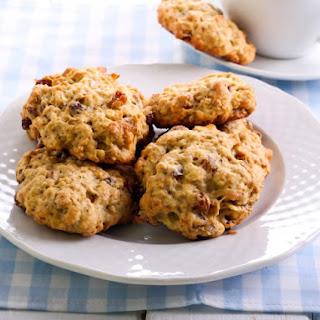 Fat Free Oatmeal Raisin Cookies