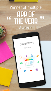 SmartNews- screenshot thumbnail