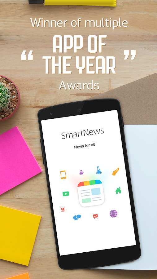 SmartNews- screenshot