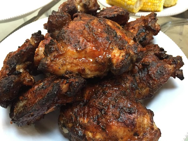 Grilled Bon Ton Chicken Recipe
