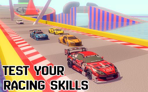 Impossible Mega Ramp car Stunts Race 1.4 app download 1