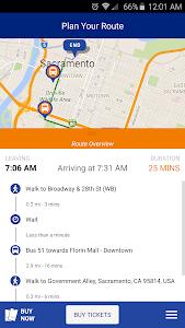 RideSacRT screenshot 3