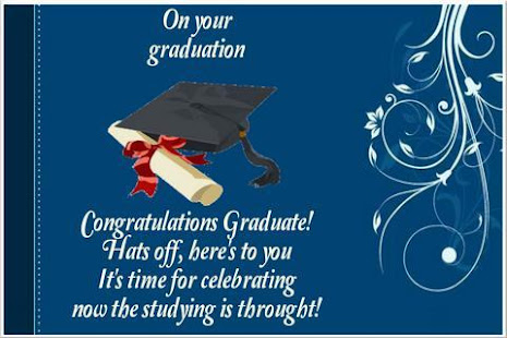 Greeting card for graduation aplikasi di google play gambar screenshot m4hsunfo