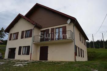 maison à Lamoura (39)