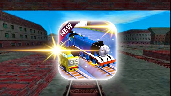 New racing Thomas  Race Friends train - náhled