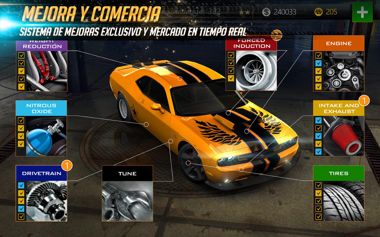 Car Racing Android Game Wap