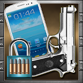 pistol shooting screen lock