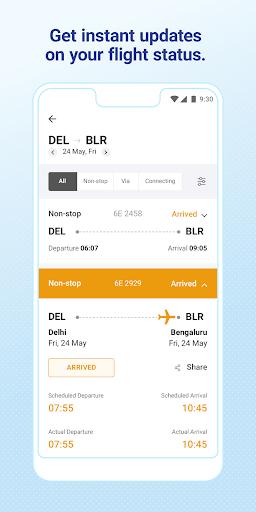 IndiGo-Flight Ticket Booking App 5.0.56 Screenshots 6