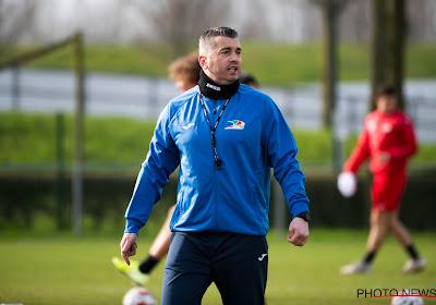 Nieuwe bazen, nieuwe coach... Custovic zal exact één match geleid hebben bij KV Oostende