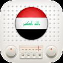 Iraq Radios AM FM Free icon