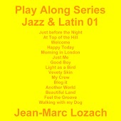 Play Along Series Jazz & Latin 01