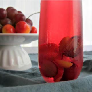 Electric Grape Sangria Fizz.