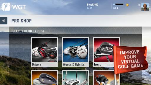 WGT Golf Game by Topgolf screenshot 6