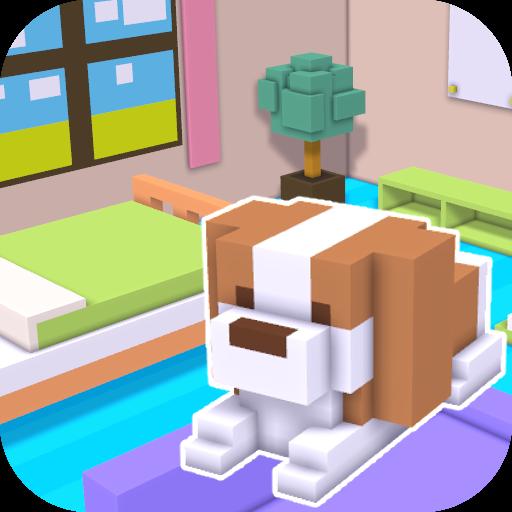 脱出ゲーム VoxelRoom ( ボクセルルーム ) 冒險 App LOGO-硬是要APP