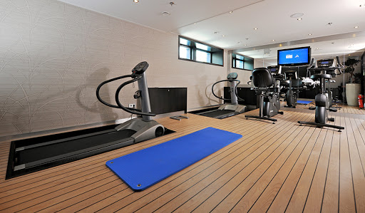 Avalon Panaroma's amenities include an expanded fitness center, a Sky Deck whirlpool and onboard movie nights.