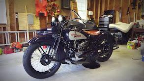 100 Year Old Harley thumbnail