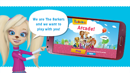 The Barkers. Playground — kids and family games- screenshot thumbnail