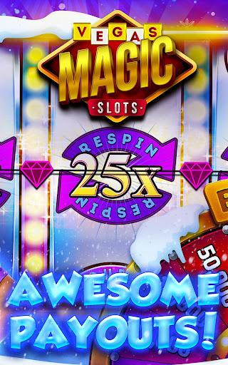 Vegas Magicu2122 Slots Free - Slot Machine Casino Game  screenshots 7
