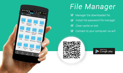 iManager - File Manager