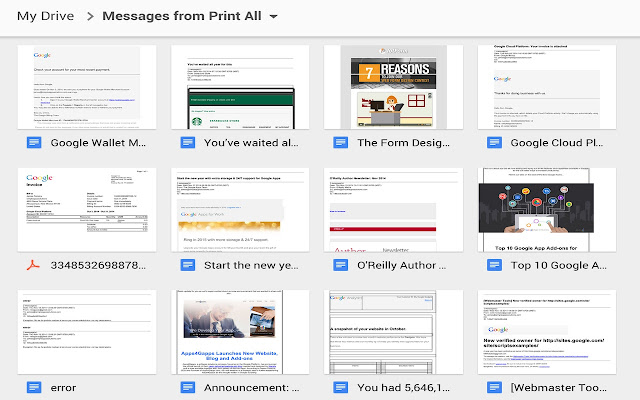 Gmail print all pro chrome web store 1114 have you ever needed to print emails and attachments from gmail only to find that you had to open ccuart Images