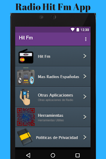 Radio Hit Fm App - náhled