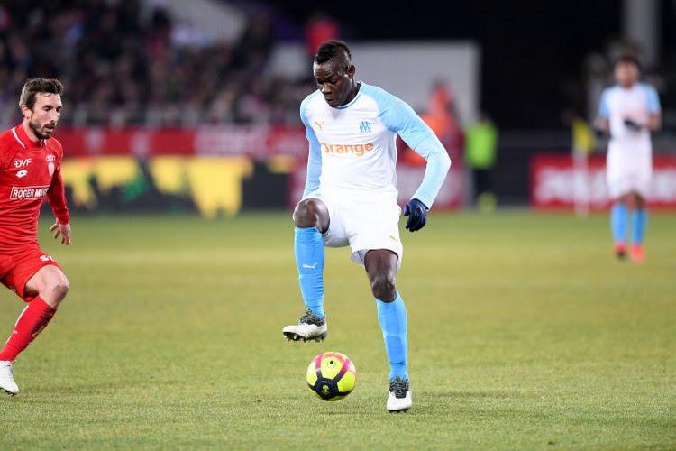 Malgré Balotelli, l'OM laisse filer Lyon !