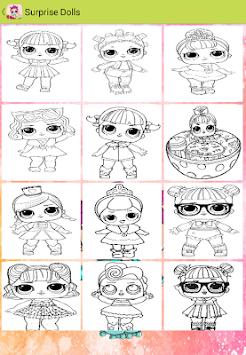 Download Surprise Dolls Lol Coloring Book Apk Latest Version Game