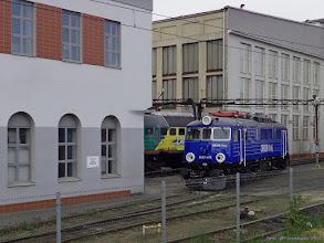 Photo: EU07-473 (Orion Kolej) {Bydgoszcz Główna; 2015-07-19}