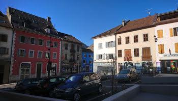 locaux professionels à Saint-Jeoire (74)