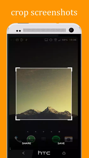 Screenshot Pro 2 app for Android screenshot