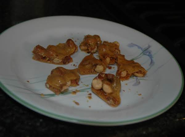 Easy Peanut Brittle Recipe