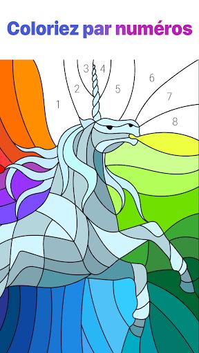 Happy Color – jeux de coloriage par numéros  captures d'écran 1