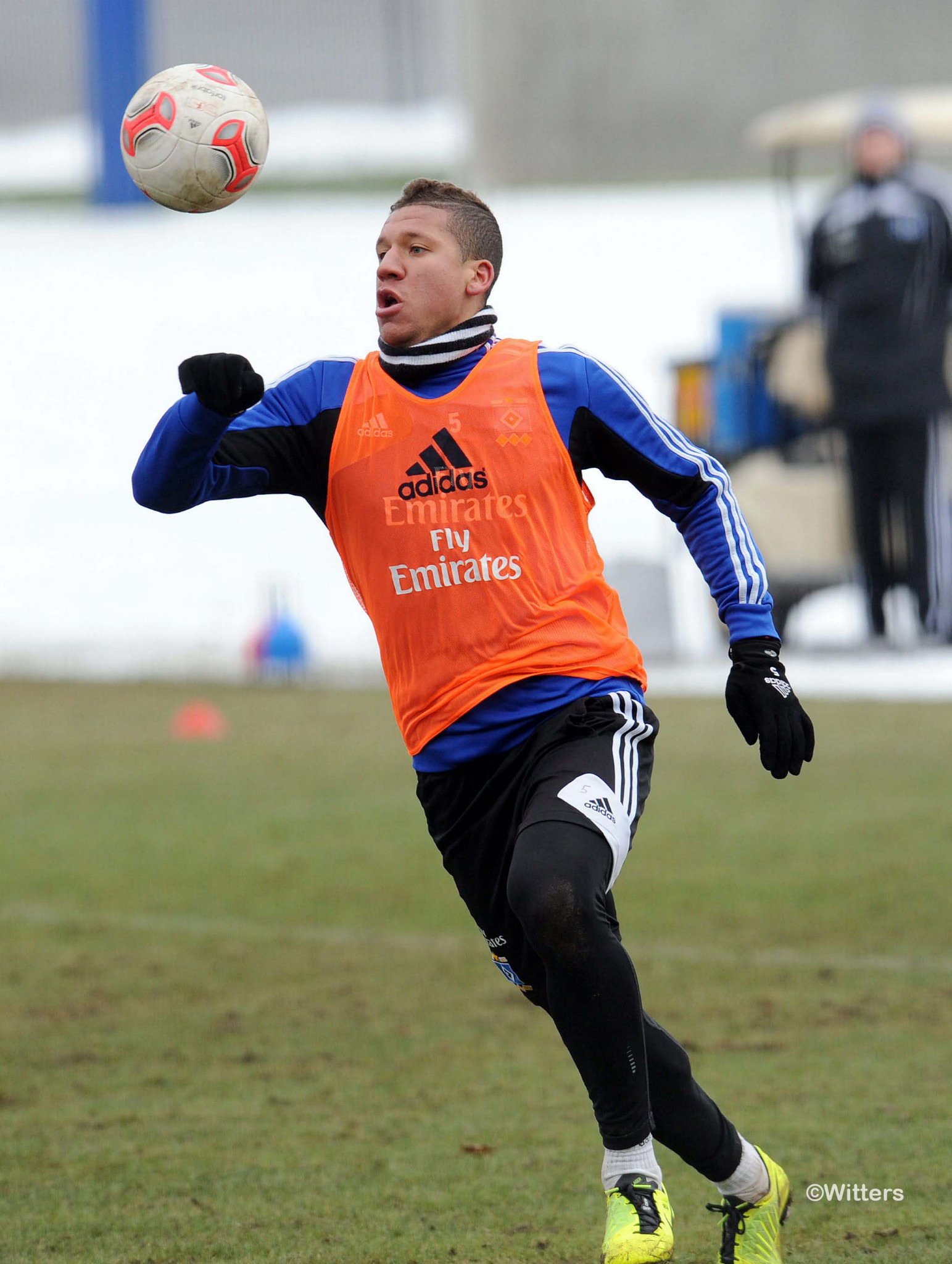 Photo: Jeffrey BrumaFussball, Hamburger SV, Training